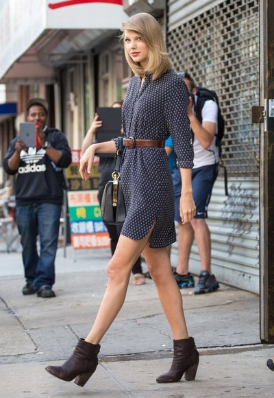 taylor swift shoes dress