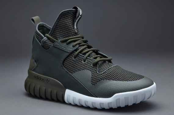 Shoptagr Adidas Originals Tubular X 2.0 Primeknit Trainers In Grey