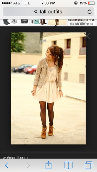white lace dress shoes sweater