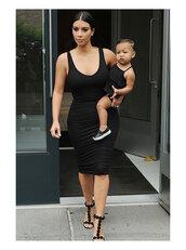 skirt,kim kardashian,top,shoes,black,bodycon