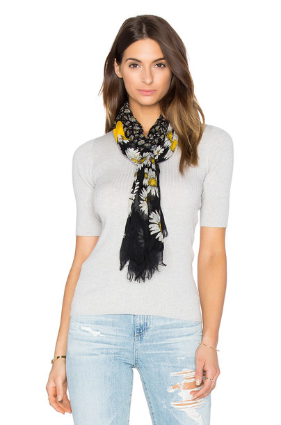 Marc Jacobs scarf black