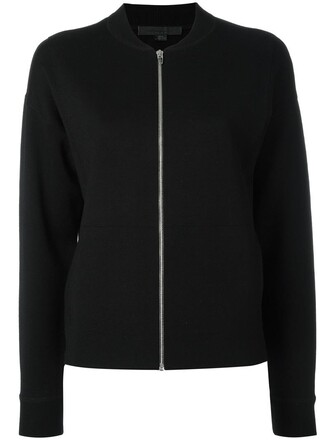 cardigan style women spandex black silk sweater