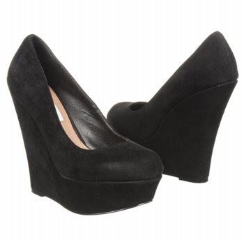 Women's Steve Madden Pammyy Black Suede [926419] - $62.30 : Online Shoes Mall!, Free Shipping
