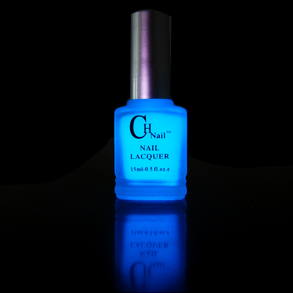 15ml Fluorescent Neon Luminous Nail Art Polish varnish Glow in Dark ...