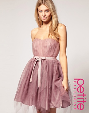 ASOS | ASOS PETITE Exclusive Exagerated Tutu Dress at ASOS