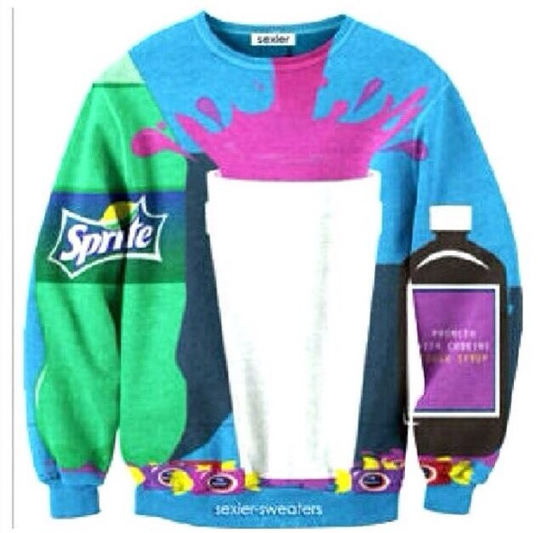 sweater lean