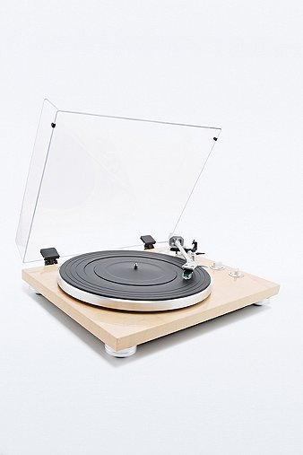 Teac TN-300 Analogue Record Player in Natural - Urban Outfitters