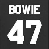 black top,David Bowie