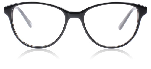 London Retro Glasses Piccadilly Black : Designer Glasses : MyOptique