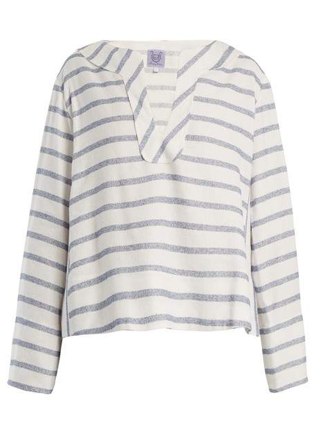 THIERRY COLSON top blue