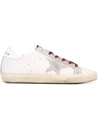 women sneakers leather white cotton shoes