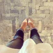 shoes,pretty,pointed toe,pointy,nude,nude high heels