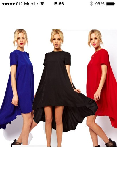 dress high-low dresses little black dress black summer dress party black dress