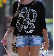 sweater,black,white,cool,fancy,love,korean style