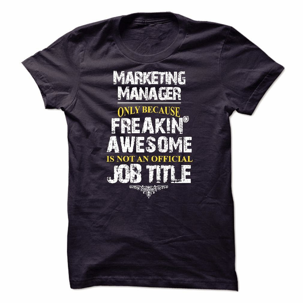 I Am An Marketing Manager T-Shirt & Hoodie