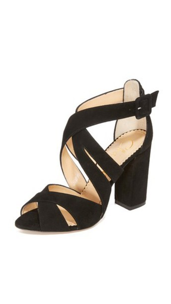 Charlotte Olympia Apollo Sandals - Black