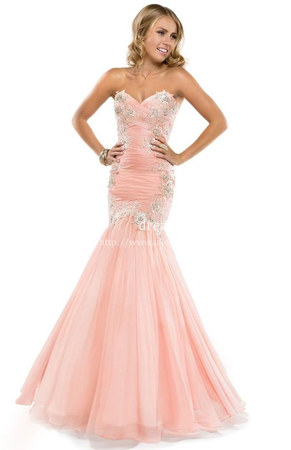 dress prom dress long prom dress mermaid prom dress pink dress graduation dresses sexy party dresses lady's fashion dress