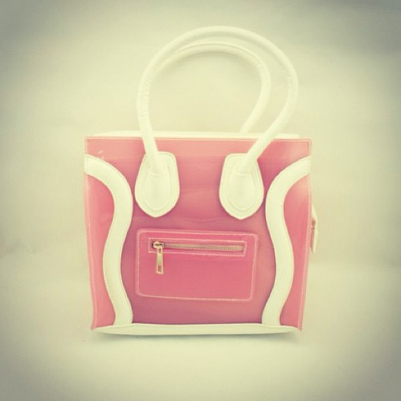 bag pink bag handbag pink handbag fashion model
