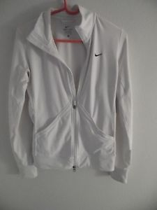 18b969c84c18 Women s NIKE DRI-Fit jacket size S White polyester