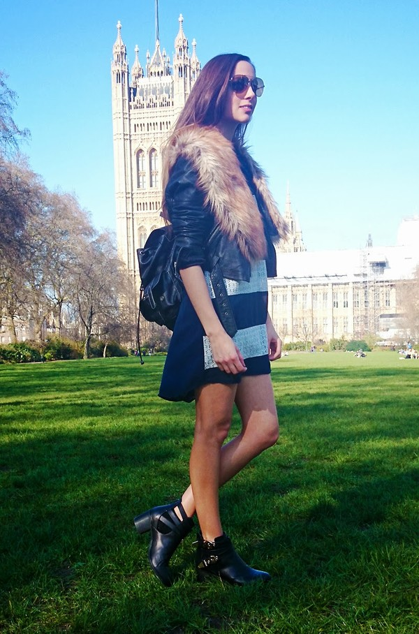 koko luxe shoes dress jacket sunglasses