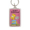 Deadstock vintage bart simpson keychain – echo club house