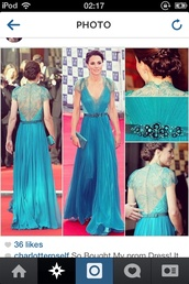 dress,kate,middleton,pretty,blue,backless,royal,buttons,lace