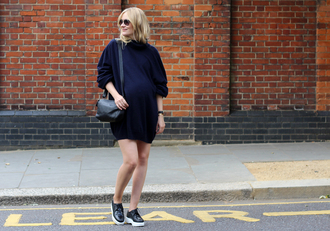 blame it on fashion blogger shoes sunglasses bag jewels maternity