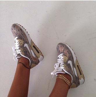 brown shoes jewels nike air max air max golden
