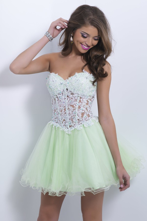 applique dress 2014 sweetheart dress party gown cocktail dress green dress 2014 2014 homecoming dress