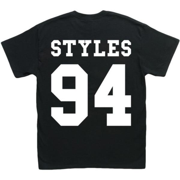 t-shirt funny t-shirt harry styles cute tshirt black white