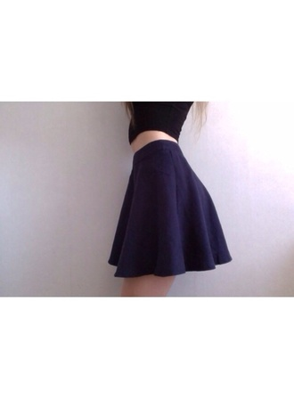 skirt circle skirt high waisted skirt high waisted purple ariana grande