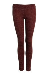 Diesel - LUGO Leggings in Weinrot | 7trends.de