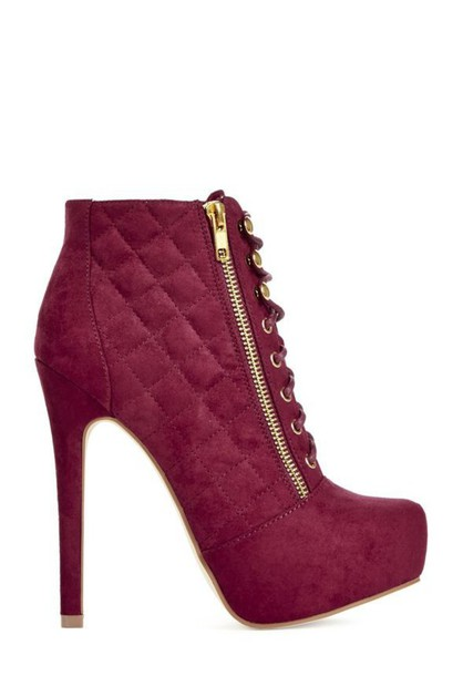 3f284cffaa4 shoes zip platform lace up boots heels booties cute fancy party shoes  wedges wedge heels 5inch