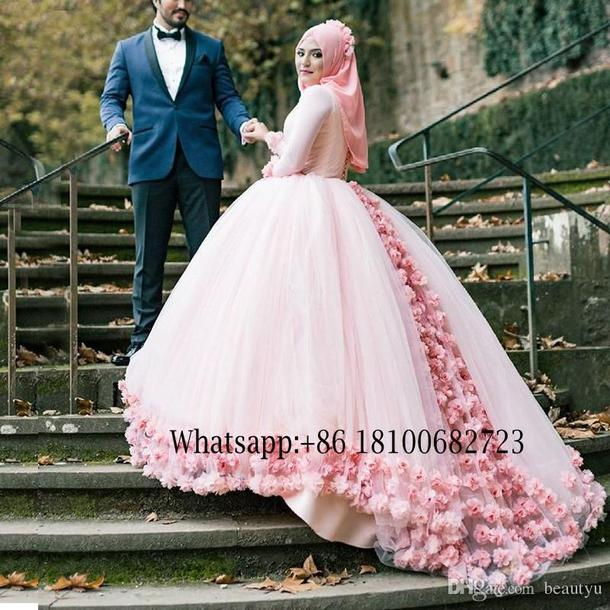 Dress Muslim Wedding Dresses 2017 Wedding Dresses Ball