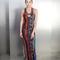 Soft tribal print maxi dress | wet seal