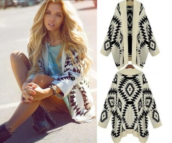 sweater cardigan blouse