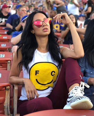 sunglasses celebrity shades draya michele