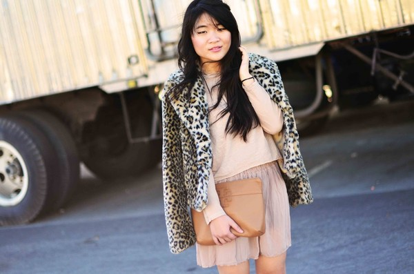 daily disguise shirt skirt bag jacket shoes