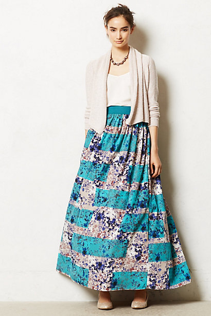 Novella Ball Skirt - anthropologie.com