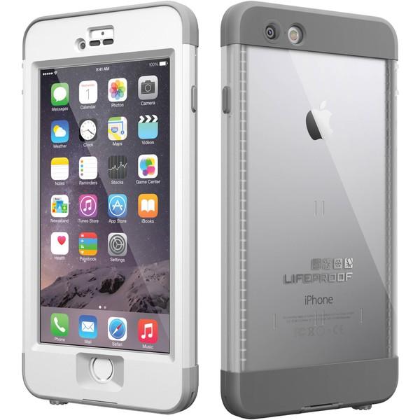 huge discount 471f8 c9797 LifeProof nuud Case for Apple iPhone 6 Plus - Walmart.com
