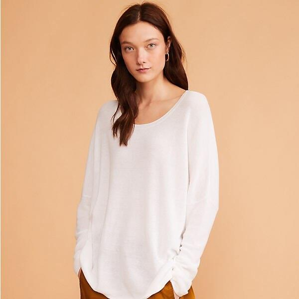 Slouchout Tunic Sweater