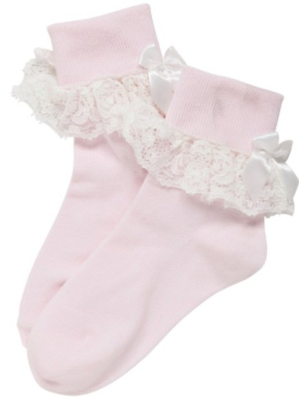 frills kawaii dolly lolita socks sweet