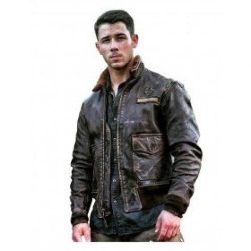 Jumanji Jacket | Nick Jonas Jacket