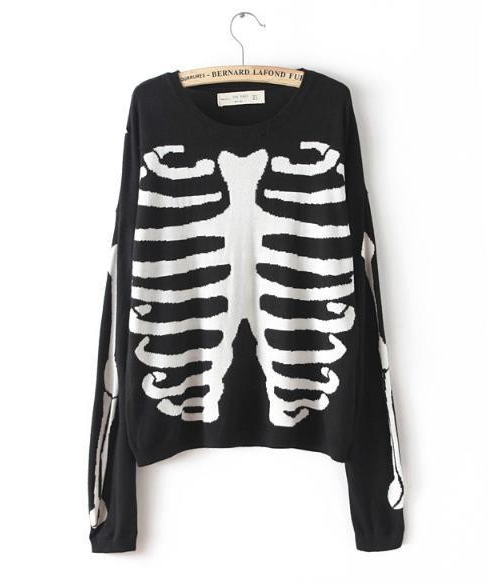Skeleton Sweater