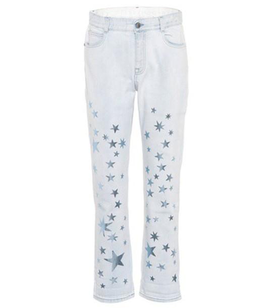 Stella McCartney jeans boyfriend jeans boyfriend blue