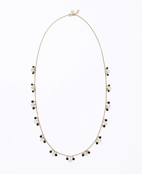 Studio Beaded Necklace | Ann Taylor