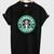 starbucks coffee logo Tshirt