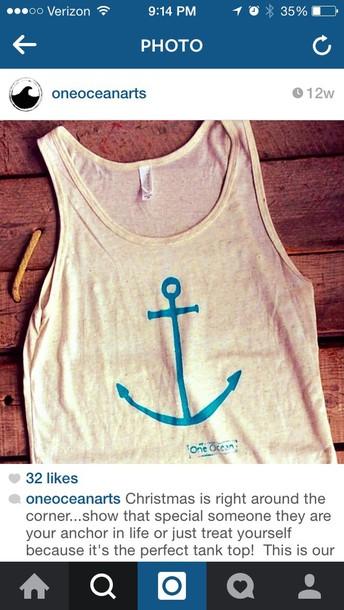 shirt anchor shirt