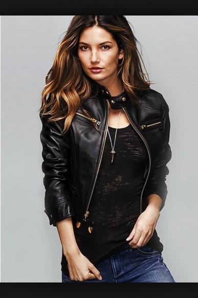 jacket zippers leather bomber jacket