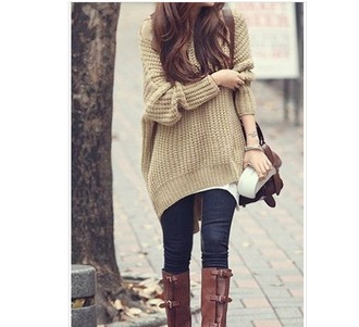 sweater fall outfits
